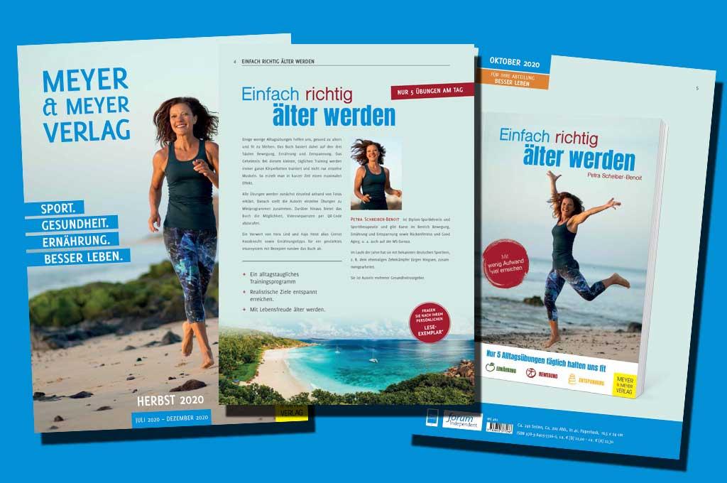 Petra Schreiber-Benoit Buch 2020